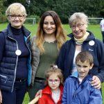 Generationenhilfe II: Gisa, Sahira, Bernhild, Aischa, Abdulah